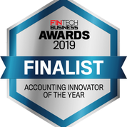 Fintech Business Awards Finalist - Accounting Innovator of the Year