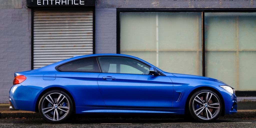 Blue car, tax deductions