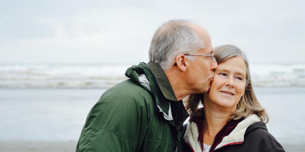 Retirement, couple