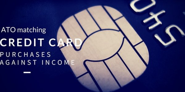 ATO now matching credit card purchases against income