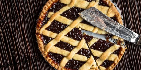Carving pie