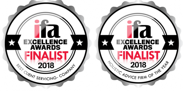 Maddern Financial Advisers – ifa Excellence Awards 2018